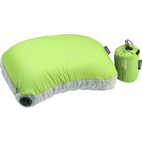 Cocoon Air Core Hood/Camp Ultralight Almohada, verde/gris